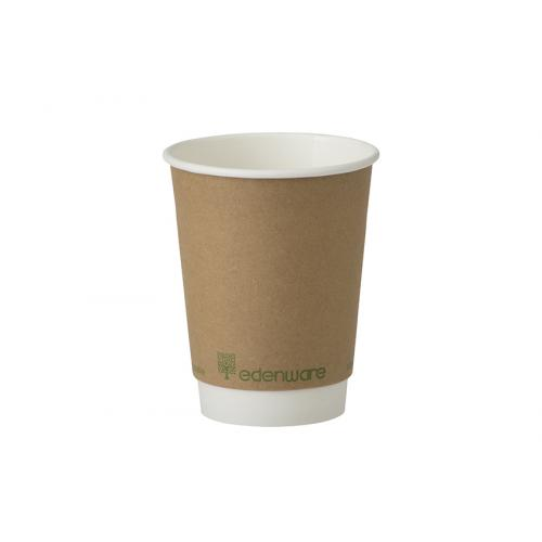12oz Compostable Coffee Cup x 500
