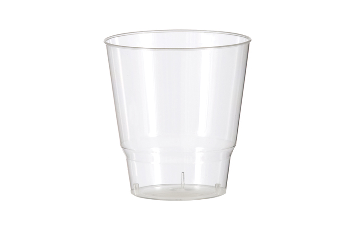 8oz Individually Wrapped Plastic Glasses x 500